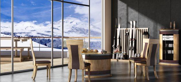 luxus ferienhaus luxus ferienh user f r einen perfekten urlaub bei tourist. Black Bedroom Furniture Sets. Home Design Ideas