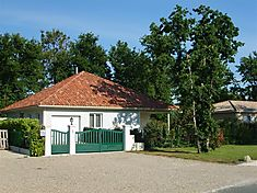 Ferienhaus in Hourtin, Gironde. Kundenbewertung: 5 von 5 Punkten