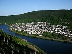 Ferienwohnung in Koblenz, Mosel. Kundenbewertung: 5 von 5 Punkten