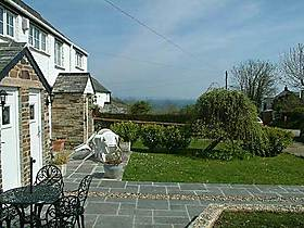 14 DT 535 - «  Bay Cottage » Plaidy, Looe, Cornwall