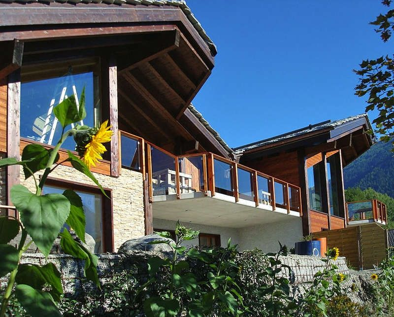 Ferienhaus Chalet Aosta In Veysonnaz F 252 R 8 Personen Bei
