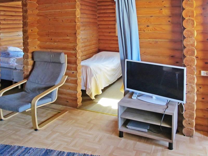 ferienhaus oravikoski f r 6 personen bei tourist online. Black Bedroom Furniture Sets. Home Design Ideas