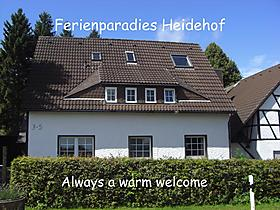 Pension Ferienparadies Heidehof in Hellenthal, Nordrhein-Westfalen, Deutschland