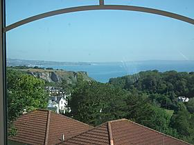 Channel View Apartment in Torquay, Devon, Großbritannien