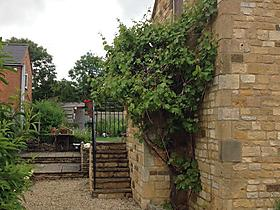 Hops and the Vines in Shipston On Stour, Warwickshire, Großbritannien