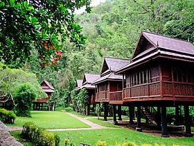 3 Sterne Lanna Resort & Spa in Ban Dong, Provinz Chiang Mai, Thailand