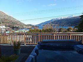 4 Sterne Spa B&B in Queenstown, Cardrona Alpine Resort, Neuseeland