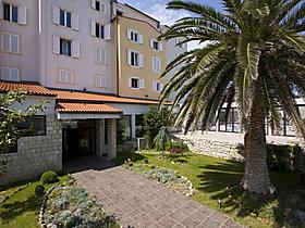 3 Sterne Hotel International in Rab, Rab, Kroatien