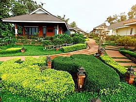 3 Sterne Phukhamsaed Mountain Resort and Spa in Chiang Saen, Chiang Rai Province, Thailand