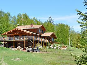 Cozy Guesthouse in Bridge Lake mit 4 Sternen, British Columbia, Kanada