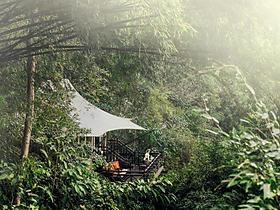 Four Seasons Tented Camp Golden Triangle mit 5 Sternen, Chiang Rai Province, Thailand