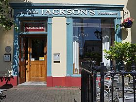 Jacksons Restaurant and Guesthouse in Roscommon, Roscommon County, Irland