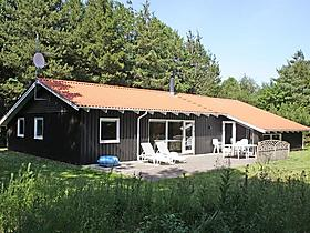 Holiday home Fyrrelunden H- 1292 in Oksbøl, Syddanmark, Dänemark