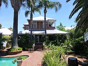 Lakeside Bed & Breakfast in Perth Western Australia, Australien