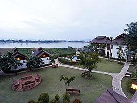 Gin's Maekhong View in Chiang Saen mit 3 Sternen, Chiang Rai Province, Thailand