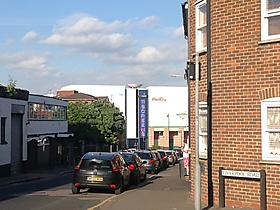 Peace Serviced Apartments in Luton, Bedfordshire, Großbritannien