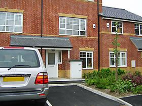4 Sterne My-Places Abbotsfield Court Townhouse 14 in Manchester, Greater Manchester, Großbritannien