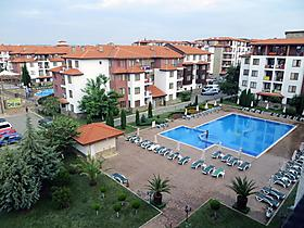 Apollon Apartments in Nessebar, Provinz Burgas, Bulgarien
