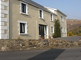 Mellottes Self Catering in Cornamona, Galway County, Irland