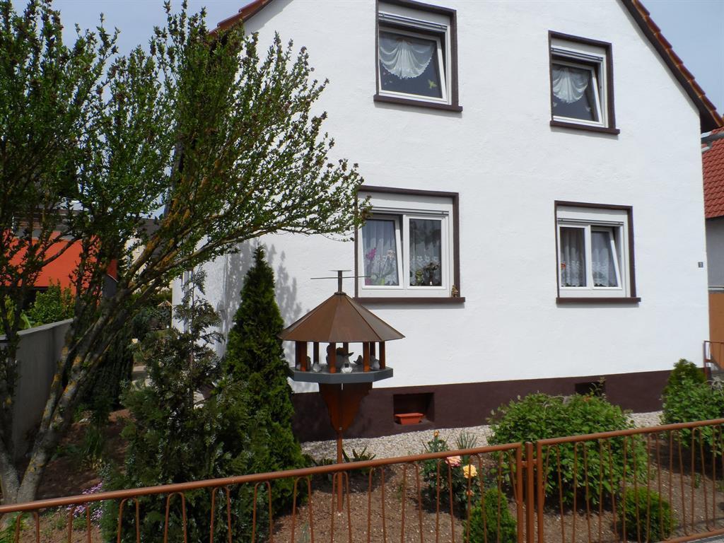 ferienwohnung zum vogelh uschen 3 bettwohnung in bellheim f r 5 personen 3 schlafzimmer bei. Black Bedroom Furniture Sets. Home Design Ideas
