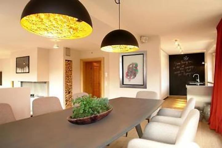 ferienwohnung luxus chalet in kitzbühel mit panoramablick in, Wohnzimmer dekoo