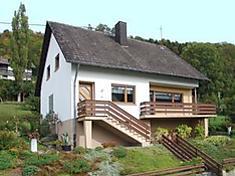 Ferienhaus in Waxweiler, Schnee-Eifel