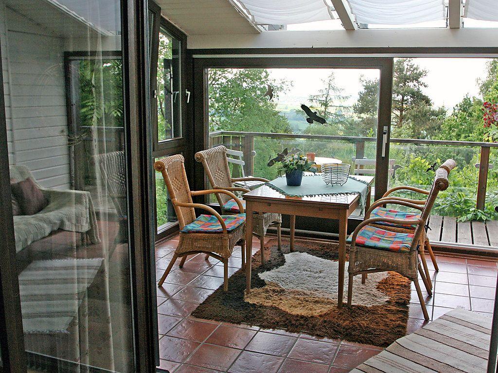 ferienhaus clobes in wabern f r 6 personen bei tourist online buchen nr 295097. Black Bedroom Furniture Sets. Home Design Ideas