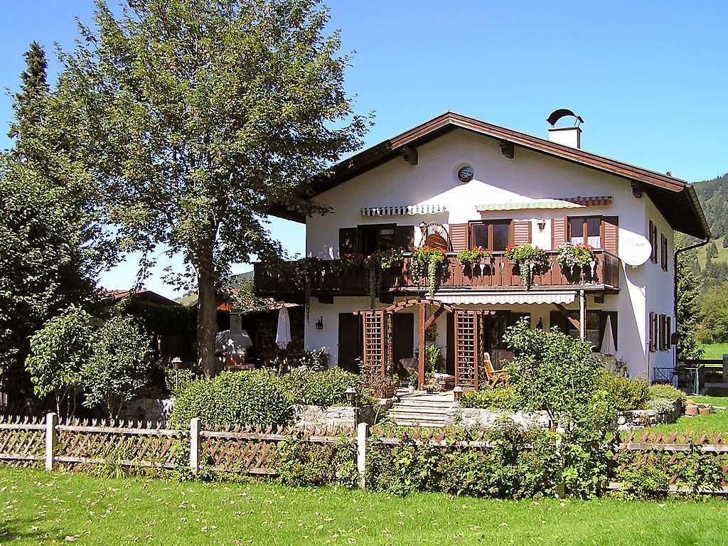 Ferienwohnung Ludwig Thoma in Oberammergau für 2 Personen bei ...