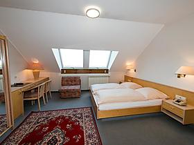 3 Sterne Hotel Saint Fiacre in Bourscheid, Diekirch, Luxemburg