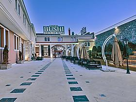5 Sterne Bushi Resort & SPA in Skopje, Mazedonien