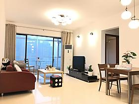 4 Sterne Deluxe Apartment Nearby China Mayors Plaza in Guangzhou, Guangdong, China