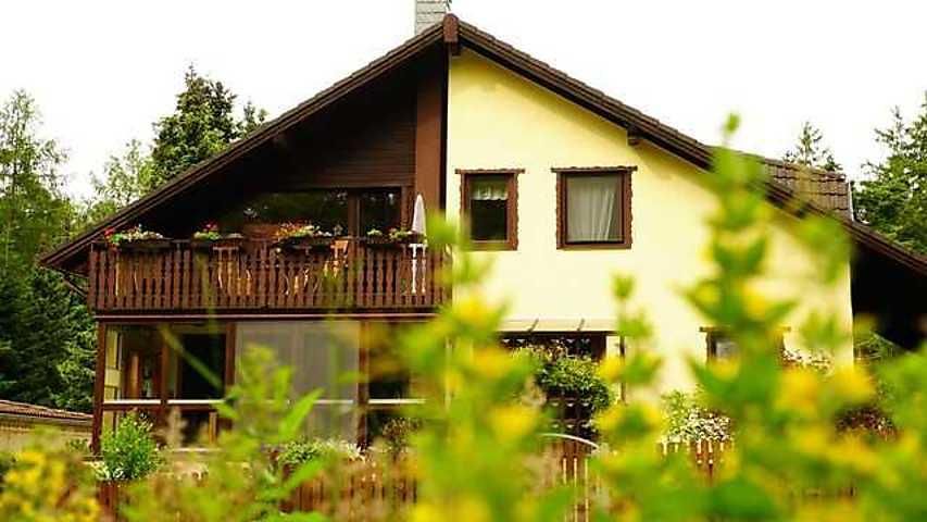 4 Personen Ferienwohnung im Wald mit Kamin, 84m², 3 Zimmer - 4 ...