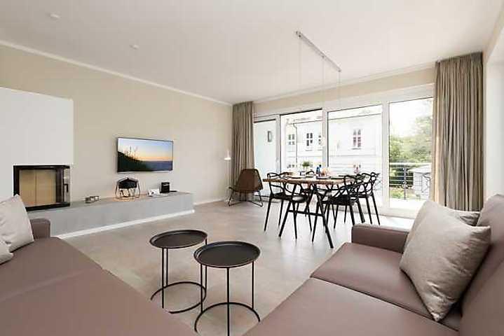Ferienwohnung Villa Strandgrün 07 - Appartement 07 in Heringsdorf ...