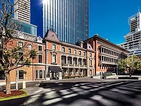COMO The Treasury in Perth Western Australia, Australien