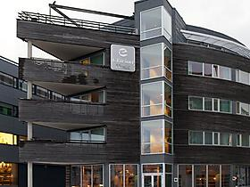 4 Sterne Clarion Collection Hotel Aurora in Tromsø, Troms, Norwegen