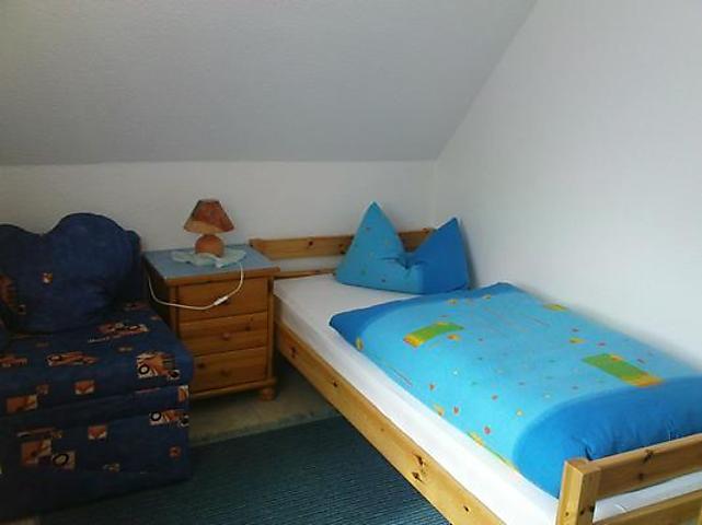 Ferienwohnung Haus Kormoran in Borkum für 4 Personen, 2 Schlafzimmer ...
