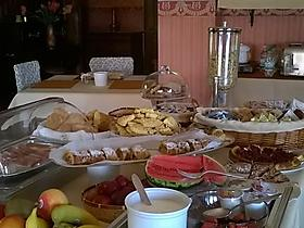 Bed and Breakfast Le Ortensie in Pellio Inferiore, Lombardei, Italien