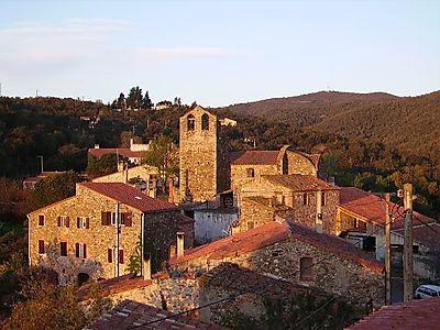 Das Dorf Tordères