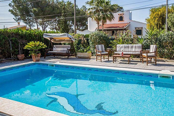 Villa Can Navarro In Cala Pi Sud Mallorca Fur 8 Personen Spanien