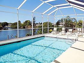 "Ferienhaus ""On Water"" in Cape Coral, Süd Florida für 6 Personen (USA)"