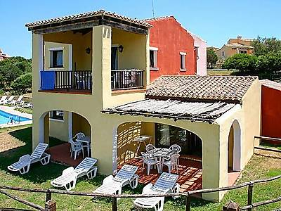 ferienwohnung sea villas in stintino f r 4 personen bei tourist online buchen nr 182290. Black Bedroom Furniture Sets. Home Design Ideas