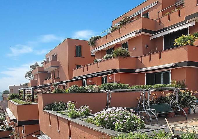 Ferienwohnung Le Terrazze sul Mare in Varazze für 8 Personen, 3 ...