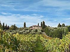 """Ferienwohnung """"Podere Ginepro"""" in Rignano Sull'Arno, Florenz für 8 Personen (Italien)"""