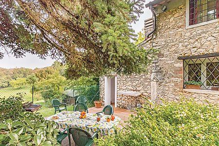 Ferienhaus Villa Clara In Arcugnano Vicenza Fur 4 Personen Italien
