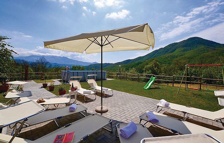Ferienhaus Le Terrazze in Varese Ligure für 12 Personen bei tourist ...