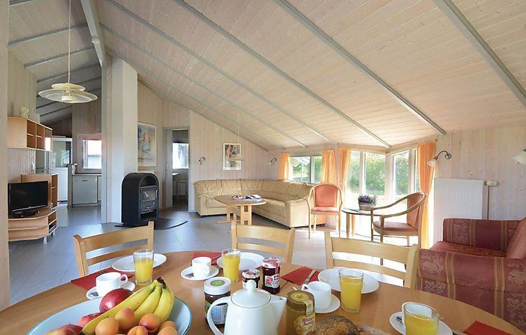 Ferienhaus Groß Mohrdorf für 10 Personen, 5 Schlafzimmer, Hund ...
