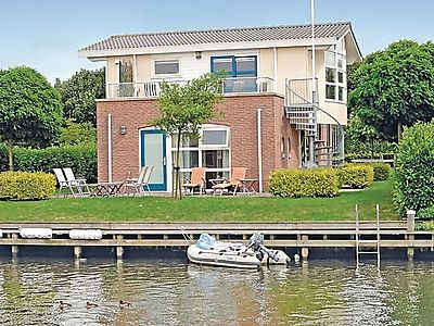 ferienhaus it soal waterpark lisdodde in workum f r 8. Black Bedroom Furniture Sets. Home Design Ideas