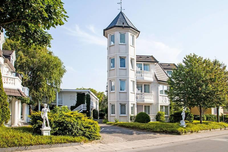 ferienwohnung ferienanlage duhnen in cuxhaven f r 2 personen bei tourist online buchen nr 769405. Black Bedroom Furniture Sets. Home Design Ideas