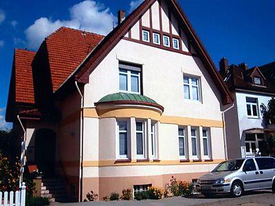 Ferienwohnung Villa Kuchenbecker Appartement Oben In
