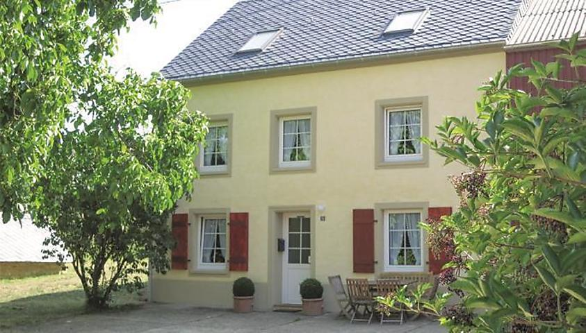 Ferienhaus Haanzenhof 6-Bett-Ferienhaus Dusche u. Bad/WC, 4 ...